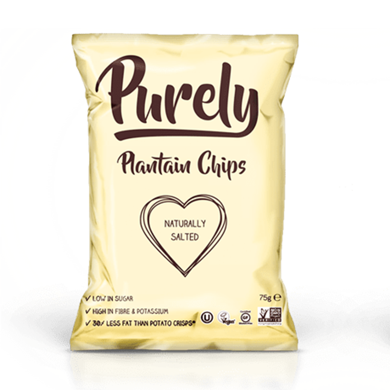 Purely - Naturally Salted