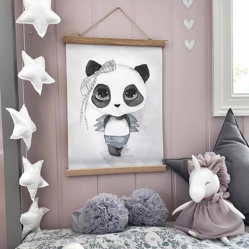 Panda Signe By Christine Hoel